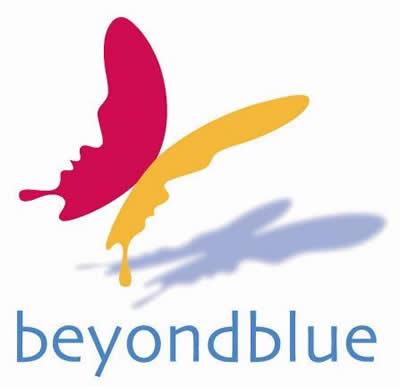 beyond blue proper logo