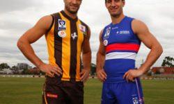 Round 14: Box Hill Hawks vs Footscray Bulldogs