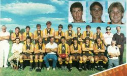 1984 Box Hill Football Club Premiership Team Reunion