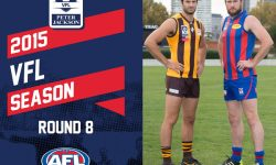 TEAMS: Round 8 v Port Melbourne