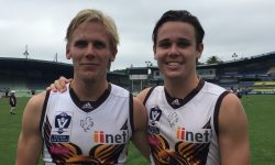 A Game of Firsts for Langford Brothers