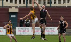 Development Side Record Big Win Over Frankston