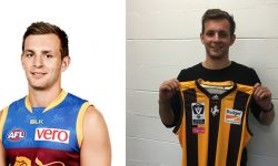 Box Hill sign former Brisbane Lion!
