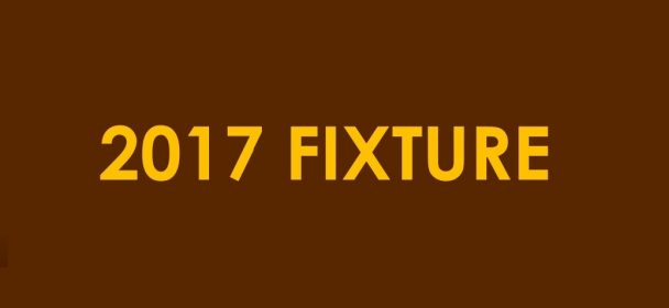 2017 Box Hill Hawks Fixture
