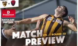 MATCH PREVIEW: Round 10