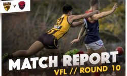 MATCH REPORT: Demons Ground Hawks