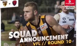 TEAMS: VFL Round 10