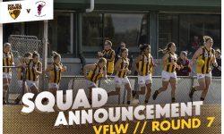 TEAMS: VFLW Round 7