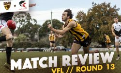 MATCH REPORT: Hawks Back On Top