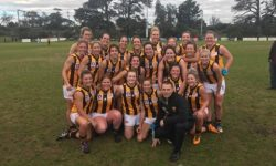 VFLW MATCH REPORT | Proud Hawks Triumph in Fierce Final Stand
