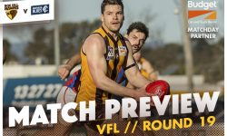 VFL: Round 19 Preview