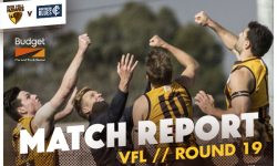 MATCH REPORT: Box Hill Bury Blues