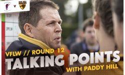VFLW – Round 12 Talking Points