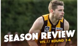 SEASON REVIEW: Round 1-4