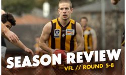 SEASON REVIEW: Round 5-8