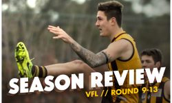 SEASON REVIEW: Round 9-13