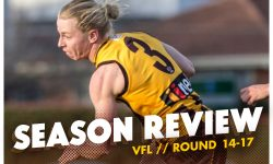 SEASON REVIEW: Round 14-17