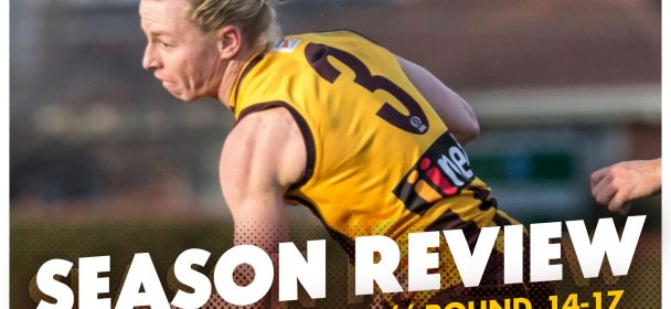 SEASON REVIEW: Round 14-17