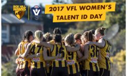 VFLW Talent ID Day