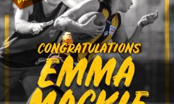 Emma Mackie drafted to Western Bulldogs