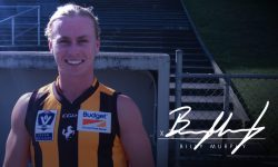 Billy Signs On