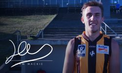 Mackie Signs On