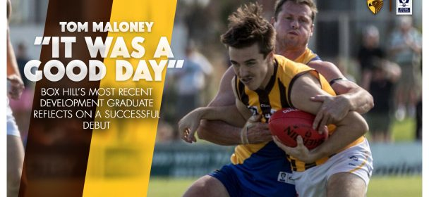 PLAYER FEATURE: Tom Maloney