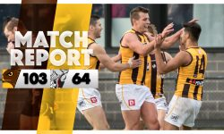Round Two Match Report