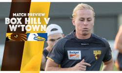 Round One Match Preview