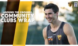 Around The Grounds: Community Clubs Wrap-Up