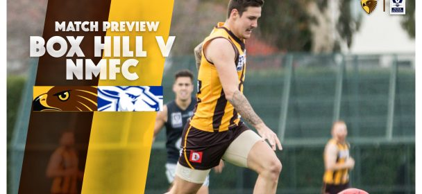 Round Eight Match Preview