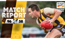 ROUND SEVEN MATCH REPORT
