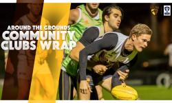 Around The Grounds Community Club Wrap