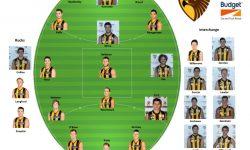 Box Hill Hawks vs North Ballarat