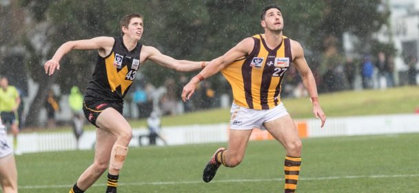 Elimination Final Match Report: Hawks bow out to red-hot Werribee