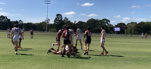 Match report: Hawks fall to Coburg in first pre-season hit-out