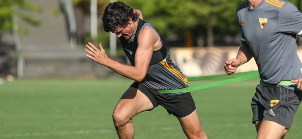 From the TAC Cup grand final to Hawthorn's intraclub
