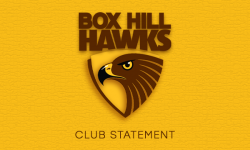 Club Statement: 2021 VFL Season